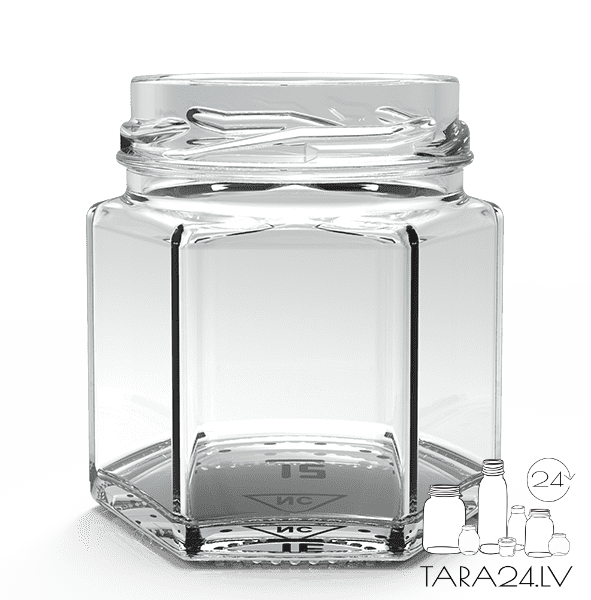 47ml glass jar