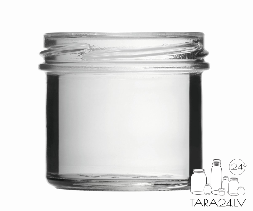 125ml Glass Jar