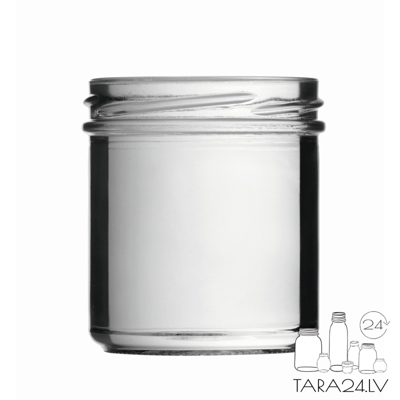 167ml Glass Jar